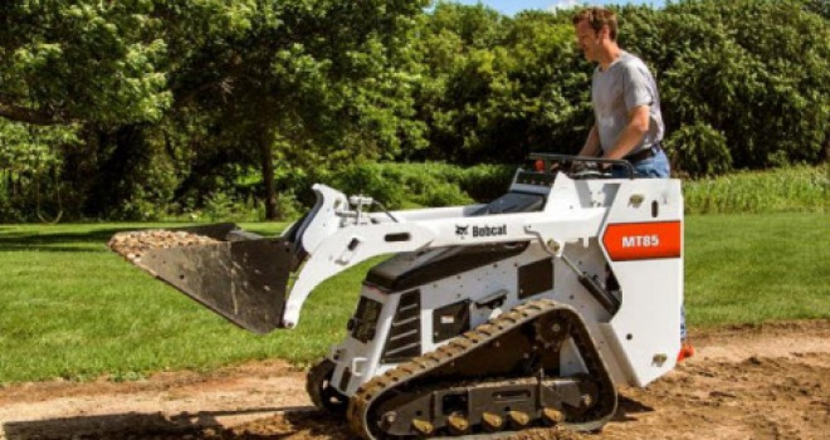 Bobcat Mt85 Mini Track Loader Diesel